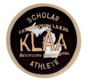 Scholar Athlete Patch